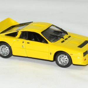 Lancia 037 stradale 1982 jaune 1 43 vitesse autominiature01 3