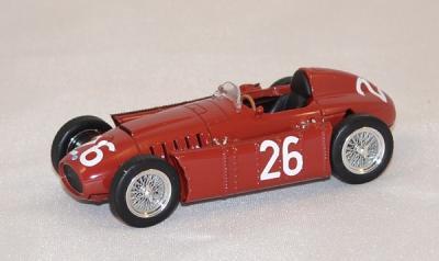 Lancia d50 1955 #26 Ascari 1/43 norev
