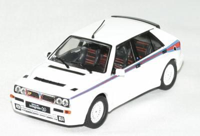 Lancia delta intégrale Martini Blanc - GTI collection