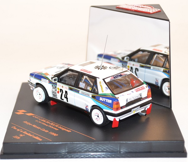 Lancia delta integrale hf 16 v 1990 roux sunstar vitesse 1 43 autominiature01 com 2
