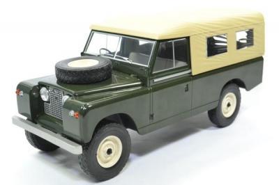 land Rover 109 serie 3 RHD 1959 vert
