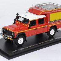 Land rover 130 sapeurs pompiers sdis42 alarme 1 43 0019 autominiature01 1