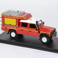 Land rover 130 sapeurs pompiers sdis42 alarme 1 43 0019 autominiature01 3
