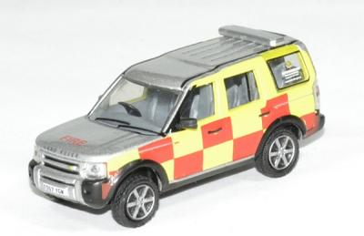 Land Rover Discovery Pompier Nottinghamshire