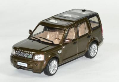 Land Rover Discovery 4 brun métallisé 2014