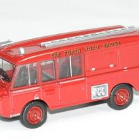Land rover ft6 carmichael pompier 1 76 oxford autominiature01 1