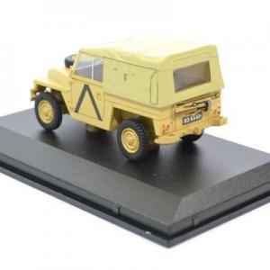 Land rover light canvas gulf war 1 43 oxford autominiature01 43lrl008 2