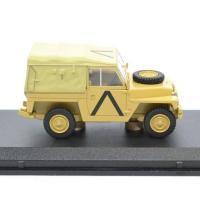 Land rover light canvas gulf war 1 43 oxford autominiature01 43lrl008 3