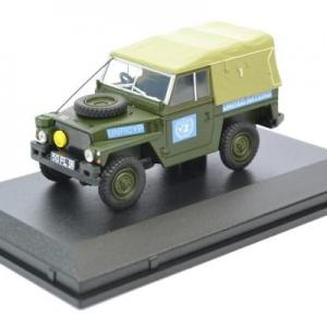 Land Rover Lightweight Nations Unies 2 tons