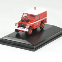 Land rover lightweight raf red arrows 1 76 oxford autominiature01 1