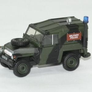 Land rover police militaire 1 76 oxford autominiature01 1