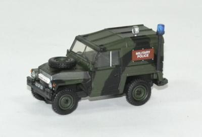 Land Rover lightweight Police militaire