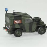 Land rover police militaire 1 76 oxford autominiature01 2