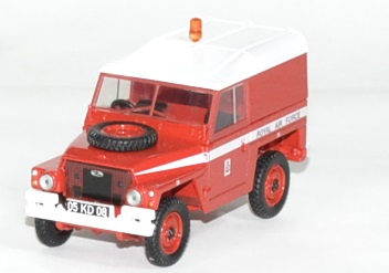 Land rover raf red arrows 1 43 oxford autominiature01 1