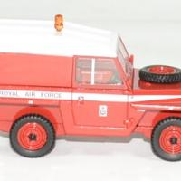 Land rover raf red arrows 1 43 oxford autominiature01 3