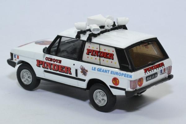 Land rover range 1 43 pinder autominiature01 promocar 10661 2