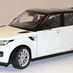 Land rover range sport blanc welly 1 24 autominiature01 com 1