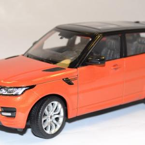 Land rover Range rover sport orange