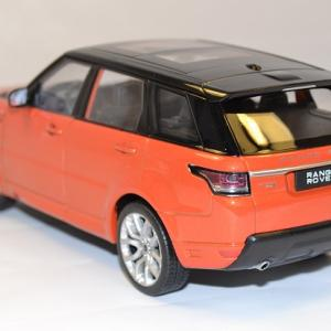 Land rover range sport orange welly 1 24 autominiature01 com 2