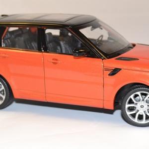Land rover range sport orange welly 1 24 autominiature01 com 3