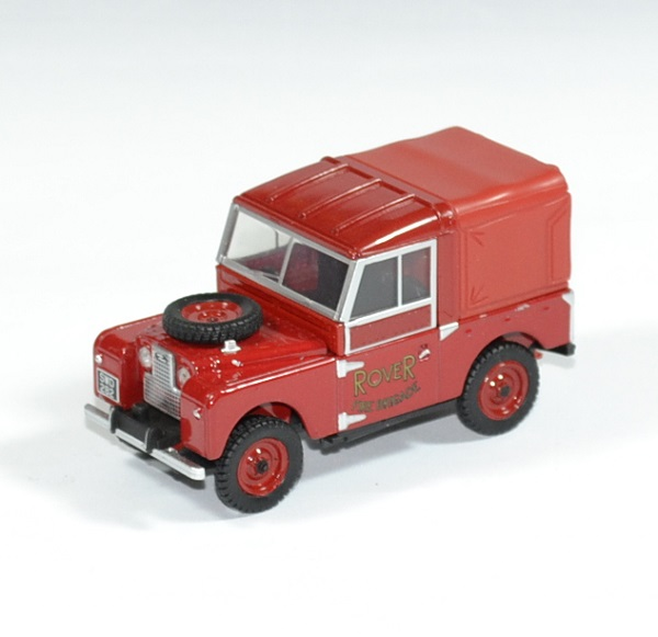 Land rover serie 1 88 pompier oxford autominiature01 1