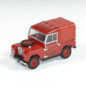 Land Rover Serie 1 88 Pompier