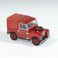 Land rover serie 1 88 pompier oxford autominiature01 3