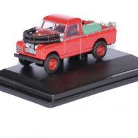 Land rover serie 2 pompier 1 76 oxford lan2004 autominiature01 1