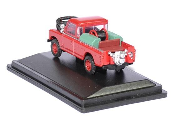 Land rover serie 2 pompier 1 76 oxford lan2004 autominiature01 2