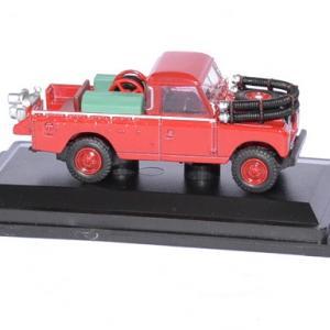 Land rover serie 2 pompier 1 76 oxford lan2004 autominiature01 3