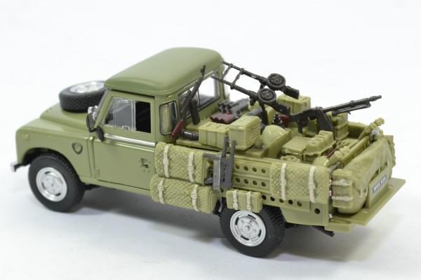 Land rover serie 3 109 sas anglais 1975 cararama 1 43 54060 2