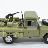 Land rover serie 3 109 sas anglais 1975 cararama 1 43 54060 3