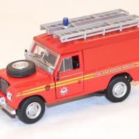 Land rover series 3 109 pompier cararama 1 43 autominiature com 1