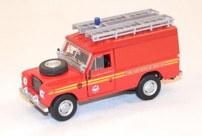 Land rover serie 3 109 Pompier