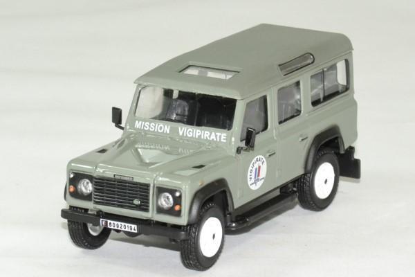 Land rover vigipirate defender 1 43 oliex autominiature01 53242vigi 1