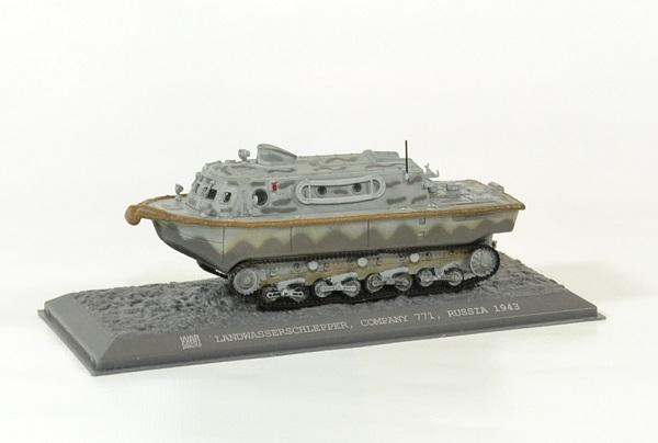 Landwasserschlepper allemand 1943 solido 1 43 autominiature01 1