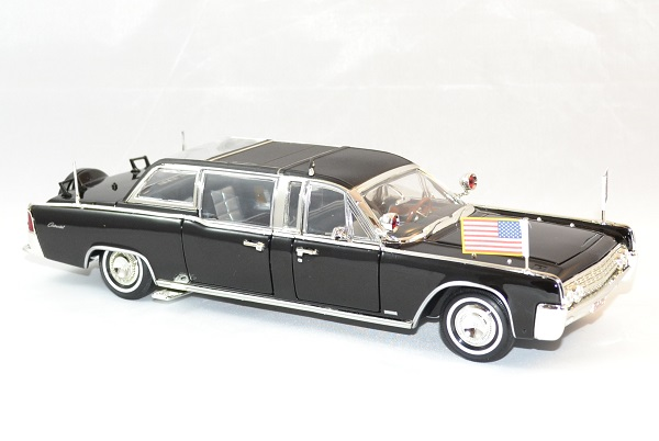 Lincoln continental 1961 quickfix president usa 1 24 autominiature01 4