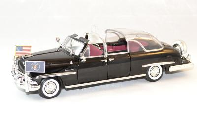 Lincoln continental cosmopolitan Bubble top 1950 président H. Truman