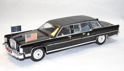 Lincoln continental de Ronald Reagan en 1982