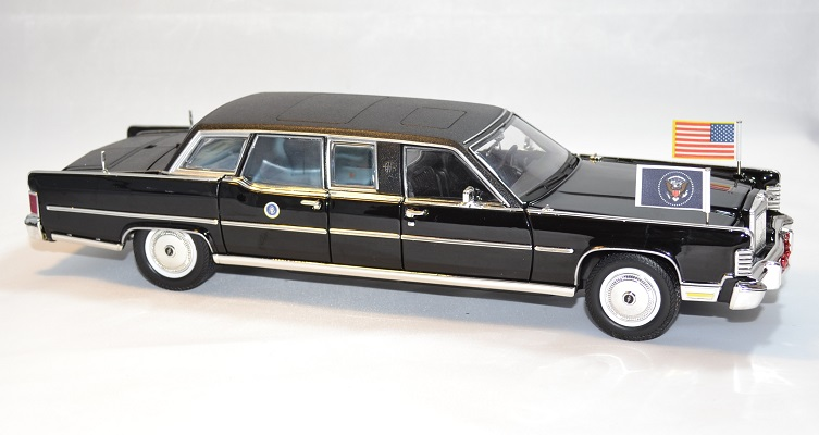 Lincoln continental limousine reagan 1972 lucky 1 24 autominiature01 4