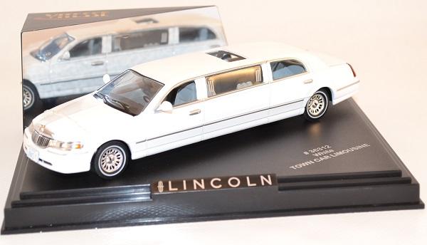 Lincoln limousine 2000 sunstar vitesse 1 43 autominiature01 com 1