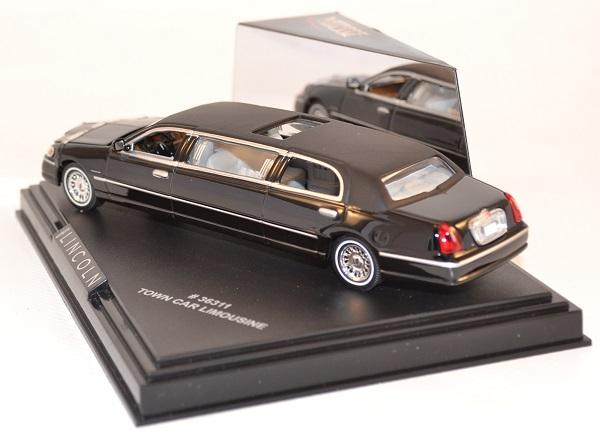 Lincoln limousine 2000 sunstar vitesse 1 43 autominiature01 com 4