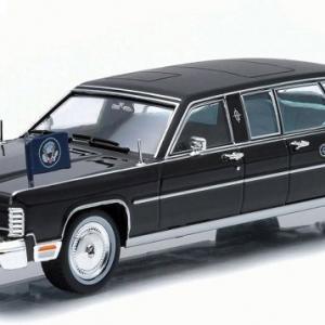 Lincoln continental limousine président G. Ford 1972
