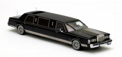 Lincoln Town Formel 1985 stretch limousine