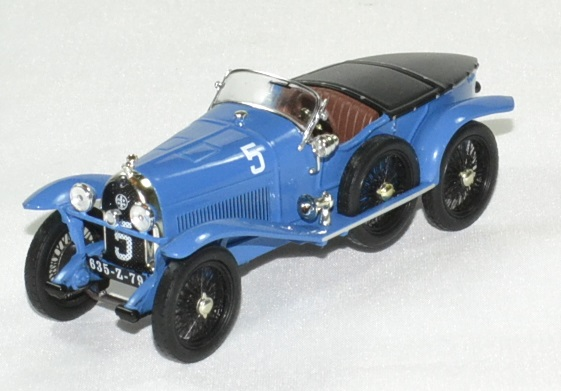 Lorraine dietrich 24h mans 1925 ixo 1 43 autominiature01 1