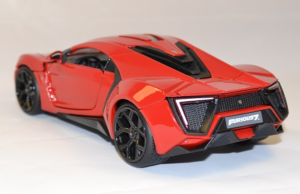 Lykan hypersport fast and furious 7 jada toys 1 24 autominiature01 com 2