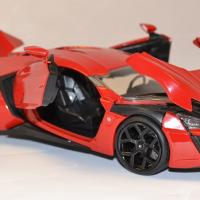 Lykan hypersport fast and furious 7 jada toys 1 24 autominiature01 com 3