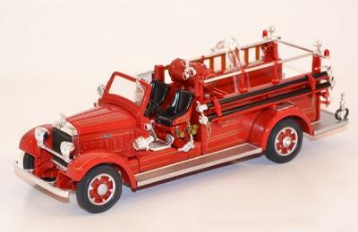 Mack Type 75BX 1935 fire truck pompiers