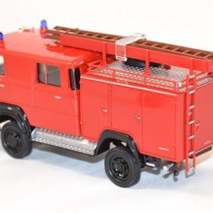 Magirus deutz 100d7 pompier 1965 miniature yatming autominiature01 3