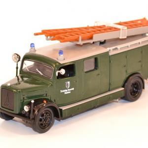 Magirus deutz s3000 slg vert 1 43 pompiers 1941 yatming signature 43014b autominiature01 com 1 1